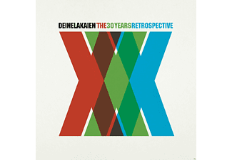 Deine Lakaien - XXX.The 30 Years Retrospective - (CD)