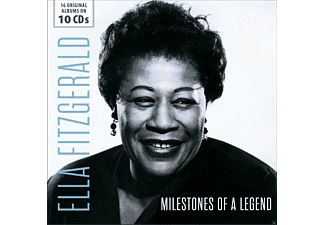 Ella Fitzgerald - Original Albums (AT) - (CD)