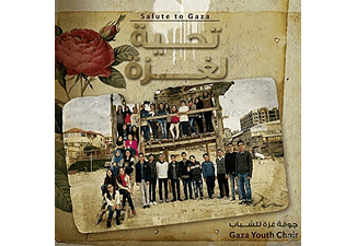 Gaza Youth Choir - Salute To Gaza - (CD)