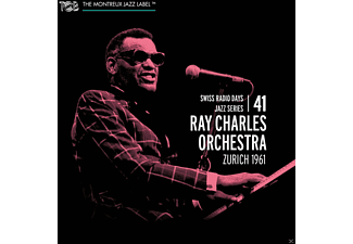 Ray Charles Orchestra - Swiss Radio Days Vol.41-Zurich 1961 - (CD)