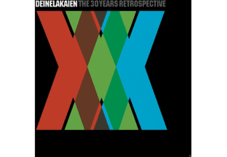 Deine Lakaien - XXX.The 30 Years Retrospective-4 CD Boxset [CD]