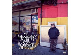 Vinnie Paz - The Cornerstone Of The Corner Store - (CD)