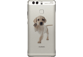 HP9LC-TR Backcover Huawei P9 Lite Polycarbonat Transparent