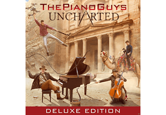 The Piano Guys - Uncharted (Deluxe Version CD+DVD) - (CD + DVD)