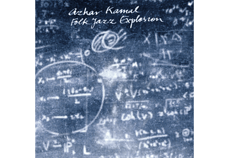 Azhar Kamal - Folk Jazz Explosion [CD]