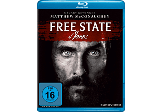 The Free State of Jones [Blu-ray]
