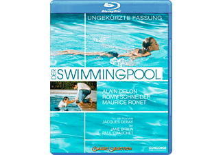 DER SWIMMINGPOOL [Blu-ray]