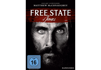 Free State of Jones - (DVD)