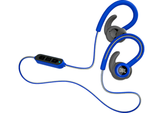 JBL Reflect Contour, In-ear Kopfhörer, Headsetfunktion, Bluetooth, Blau