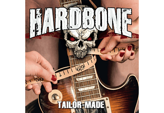 Hardbone - Tailor Made [CD]