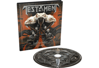 Testament - Brotherhood Of The Snake - (CD)