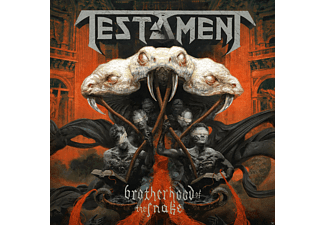 Testament - Brotherhood Of The Snake (Ltd.Box-Set) [LP + Bonus-CD]