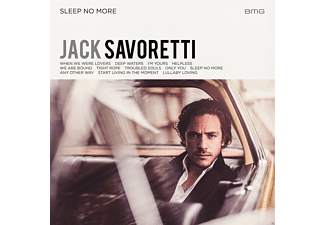 Jack Savoretti - Sleep No More [CD]