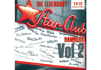 VARIOUS - Stars At The Legendary Star Club Hamburg Vol.2 - (CD)