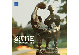 Peter Krauss, Mark Bird - Satie For Two Guitars [CD]