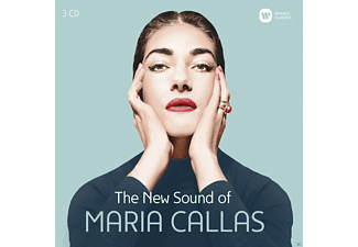 Maria Callas - The New Sound Of Maria Callas - (CD)