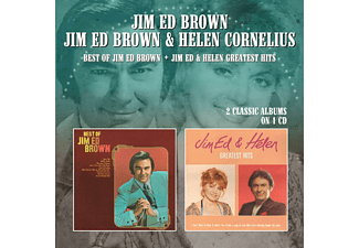 Jim Ed Brown - Best Of Jim Ed Brown/Jim Ed & Helen Greatest - (CD)