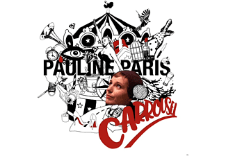 Pauline Paris - Carrousel - (CD)
