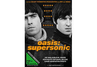 Oasis: Supersonic - (DVD)