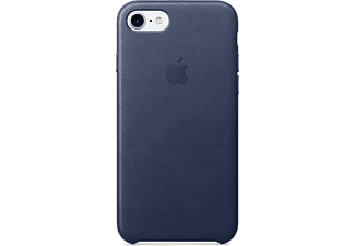 APPLE iPhone 7 Leather Case Midnight Blue - (MMY32ZM/A)
