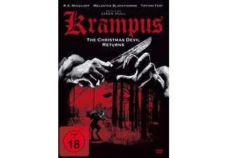 Krampus: The Christmas Devil Returns - (DVD)