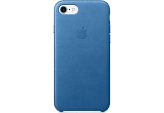 APPLE iPhone 7 Leather Case Sea Blue - (MMY42ZM/A)