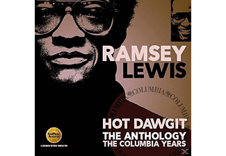 Ramsey Lewis - Hot Dawgit-The Anthology/Columbia Years 1972-89 [CD]