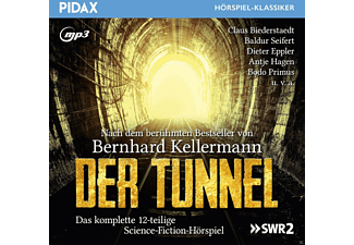 Bernhard Kellermann - Der Tunnel - (MP3-CD)