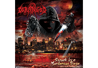 Deranged - Struck By A Murderous Siege - (CD)