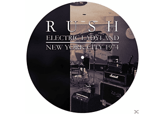 Rush - Electric Ladyland 1974 - (Vinyl)