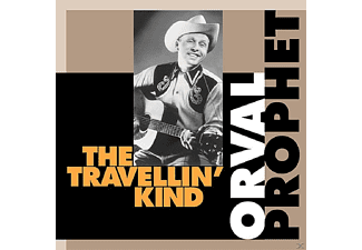 Orval Prophet - The Travellin  Kind [CD]