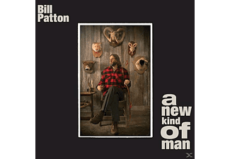 Bill Patton - A New Kind Of Man - (Vinyl)