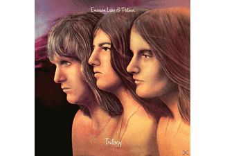 Emerson, Lake & Palmer - Trilogy - (Vinyl)