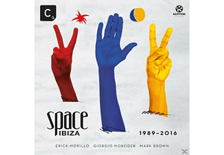 VARIOUS - Space Ibiza 1989-2016 - (CD)