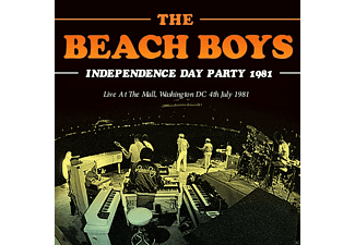 The Beach Boys - Independence Day Party 1981 - Live At The Mall, Washington DC [CD]