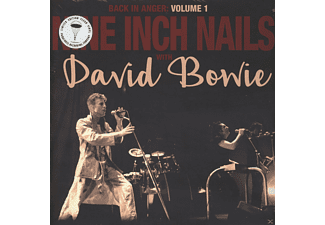 Nine Inch Nails, David Bowie - Back In Anger: Volume 1 - (Vinyl)