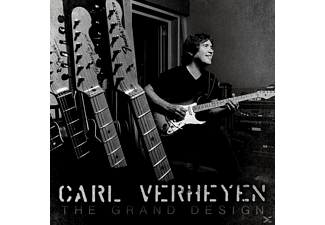 Carl Verheyen - The Grand Design [CD]