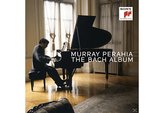 Murray / Academy St. Martin in the Fields Perahia - Murray Perahia-The Bach Album - (CD)