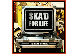 VARIOUS - Ska'd For Life - (Vinyl)