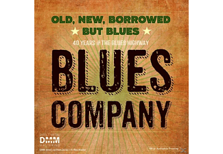 Blues Company - Old,New,Borrowed But Blues - (Vinyl)
