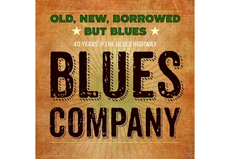 Blues Company - Old, New, Borrowed But Blues - (CD)