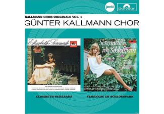 Günter Chor Kallmann - Kallmann Chor Originals Vol.1 - (CD)