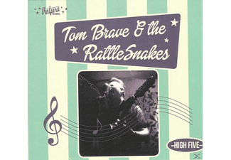 Tom Brave & The Rattlesnakes - High Five [CD]