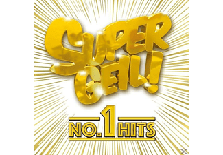VARIOUS - Supergeil!-No.1 Hits - (CD)