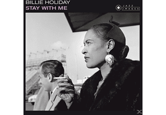 Billie Holiday - Stay With Me-Jean-Pierre Leloir Collection [CD]