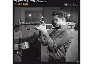 Chet Baker - Chet In Paris-Jean-Pierre Leloir Collection - (CD)