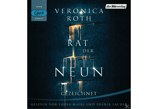 Rat Der Neun-Gezeichnet - 2 MP3-CD - Science Fiction