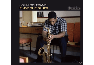 John Coltrane - Plays The Blues-Jean-Pierre Leloir Collection - (CD)