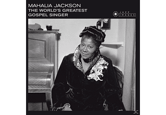 Mahalia Jackson - The World's Greatest Gospel Singer-Jean-Pierre L [CD]