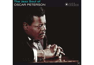 Oscar Peterson - The Jazz Soul Of Oscar Peterson-Jean-Pierre Lelo - (CD)
